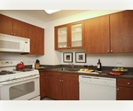 Full Service White Glove Luxury Highrise Building with Beautiful 2 Bedroom 2 Bathroom Apartment 1300 Square Feet Upper West Side Columbus Ave and the Lower 60&#39;s Street 1 Block from Central Park West and Close to the Lincoln Center Spectacular Views