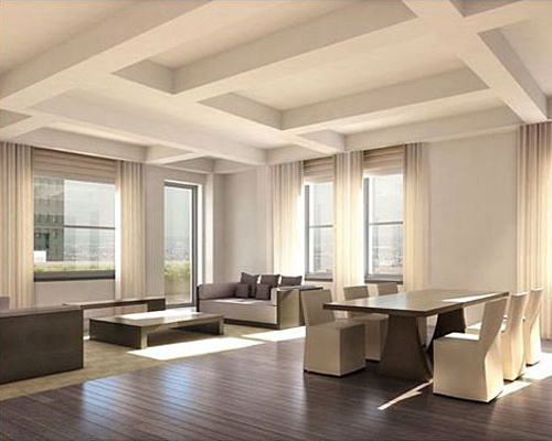 5th Avenue Prewar Loft has an Amazing 2 Bedroom 2 Bathroom Apartment with Original Details, Newly Renovated Kitchen and Bathrooms, 24 Hour Doorman, Elevator, Premier  West Village Building