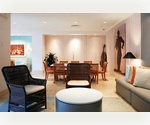 Elegant Upper Westside Convertible 2 Bedroom 2 Bathroom, Huge Terrace, Full Service, Whit Glove Luxury Highrise, No Fee