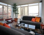 Large 1 Bedroom in Gramercy Park! Floor to Ceiling Windows!  No Brokers Fee! Post War Luxury Building!
